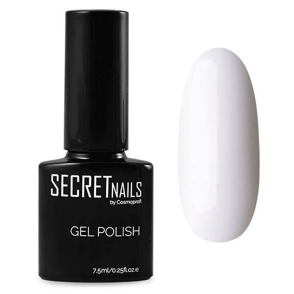 Гель-лак SECRETnails №2, белый - 7,5 мл