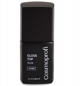 Топ без липкого слоя, Gloss Top PLUS, 12 ml