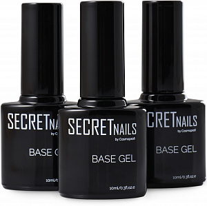 Базовый гель SECRETnails Base gel - 10 ml