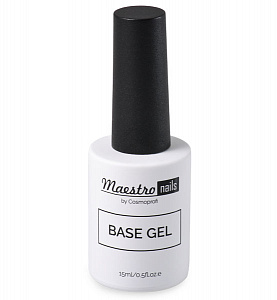 Базовый гель Maestro nails Base gel - 15 ml
