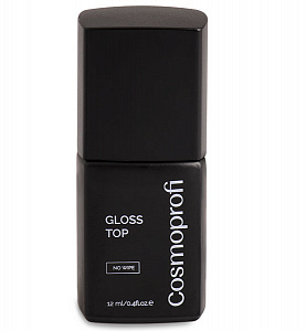 Топ без липкого слоя, Gloss Top, 12 ml
