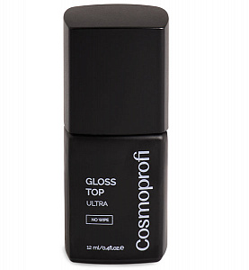 Топ без липкого слоя, Gloss Top ULTRA, 12 ml